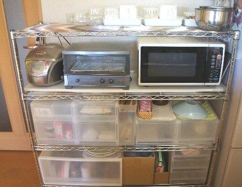 台所の収納1